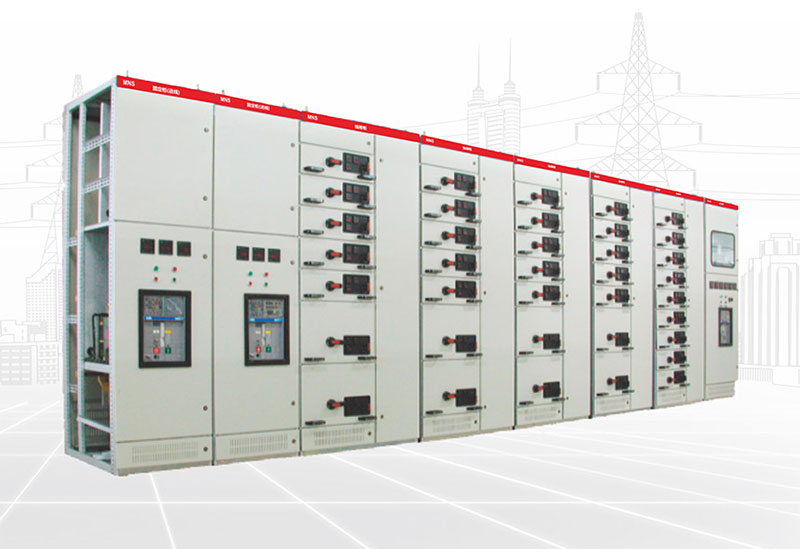 camns low voltage withdrawable switchgear 1