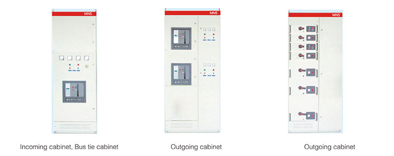 camns low voltage withdrawable switchgear 3