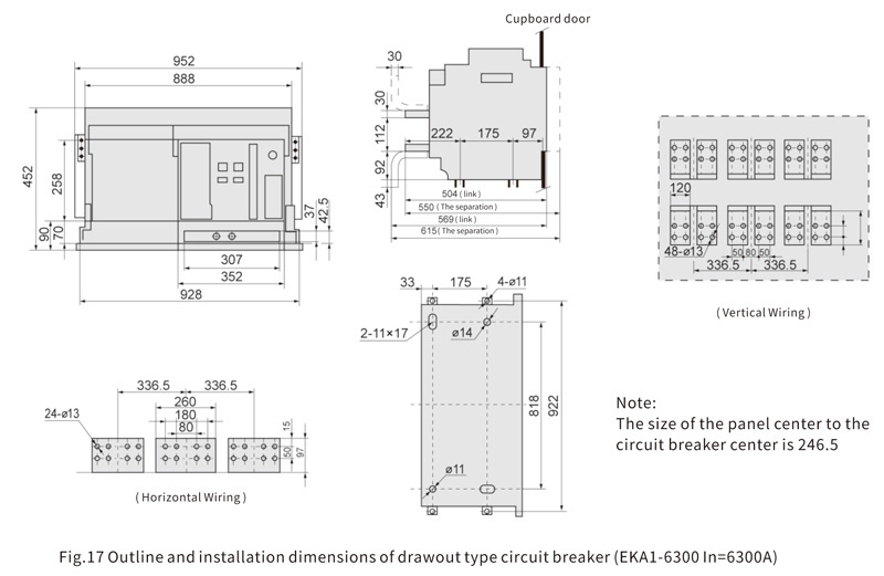 eka1 air circuit breaker 8