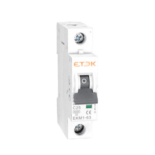 EKM1-63 6KA Miniature Circuit Breaker