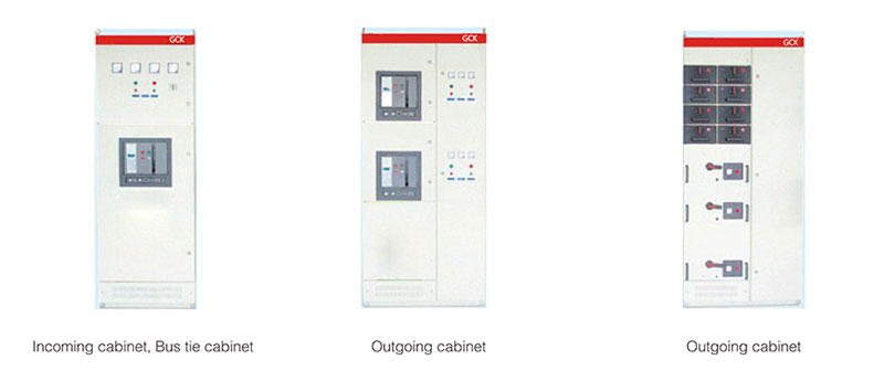 gck low voltage withdrawable switchgear 3