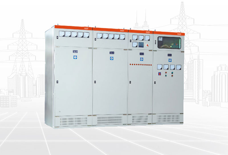 ggd low voltage fixed type switchgear 1