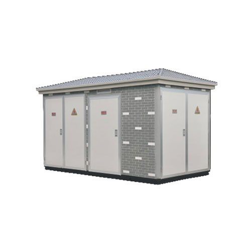 YBM-12/0.4(F.R)/T- Prefabricated Substation(EU Type)