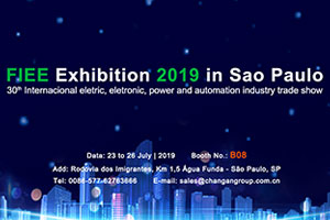 FIEE Exhibition 2019 in Sao Paulo