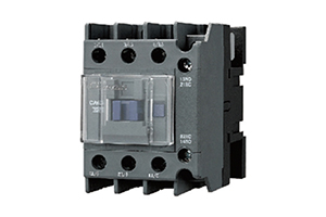 The working principle of AC contactor